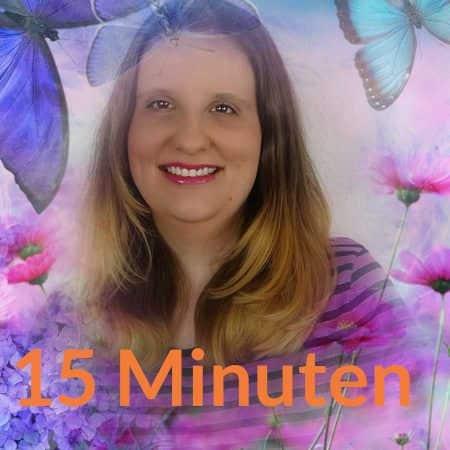 Hellsichtige Beratung Engelmedium Daniela 15 Minuten